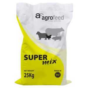 SuperMix Pig First Stage